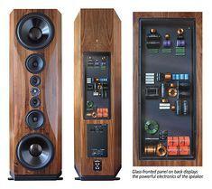 Master Reference III – PBN Audio Pro Audio Speakers, Audiophile Speakers, Sound Speaker, Built In Speakers, Hifi Audio, Tower Speakers, Bookshelf Speakers, Audio Sound, Subwoofer Box Design