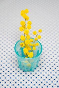 Цвета | Синий и желтый Марсия