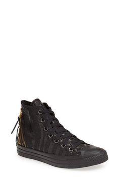 Converse Chuck Taylor All Star 'Tri Zip' High Top Sneaker (Women) -