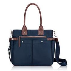 Ultimate Utility Tote in Blue only