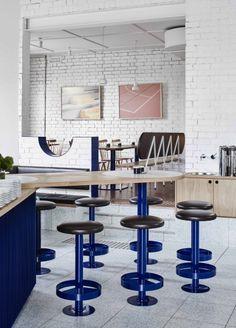 Techne's Latest: Mammoth Café, Melbourne | Design Field Notes