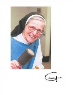 sister Mary Grace Thul op