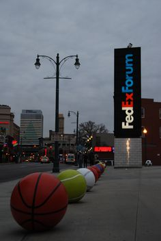 Memphis TN - FedEx Forum. Students at University of Memphis have their graduation ceremony at the Forum. I will one day