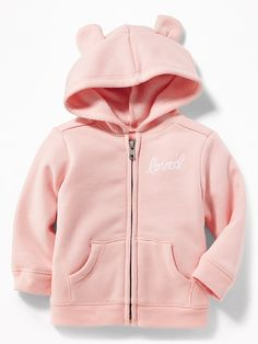 d7ecc09279bbbd Fleece Critter Hoodie for Baby Old Navy Fleece, Future Children, Neutral  Baby Clothes,
