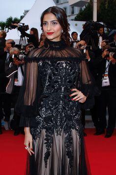 Sonam Kapoor za L'Oréal Paris ©Getty Images