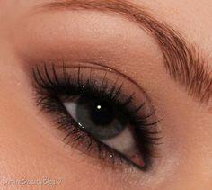 Mila Kunis inspired Smokey Eyes