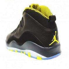 Air Jordan 10 - Venom Green Black   Cool Grey – Anthracite – Venom Green  will release on March 7c42179b6