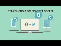 a Starbucks e My Starbucks, Starbucks Gift Card, Best Social Media Campaigns, Love Tweets, Digital Campaign, Wordpress, Case Histories, Web Design, Graphic Design