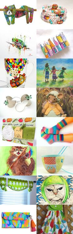 Personality and Charm by Charlotte Colistro Brown on Etsy--Pinned with TreasuryPin.com