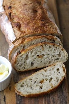 Caramelized Onion Bread with Buckwheat and White Rye
