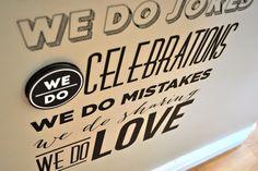 DCWV Diary: 3D Wall Art