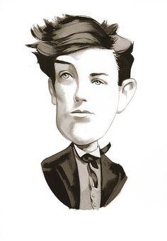 Portraits – Writers by Fernando Vicente