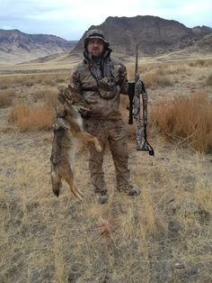 Coyote hunting definitely is fun with the right setup and calls, and can be part of an effective predator management program to help your deer population. m&p shield magazine Predator Hunting, Coyote Hunting, Hunting Tips, Deer Hunting, Hunting Stuff, Trophy Hunting, Coyote Trapping, Varmint Hunting, Hunting Pictures
