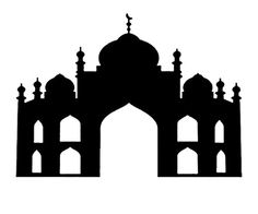Homefulcomely PVC Wall Stickers Mosque silhouette art mural wall stickers creative home decor can be cm x 60 cm Ramadan Activities, Ramadan Crafts, Mosque Silhouette, Silhouette Art, Islamic Decor, Islamic Art, Arabian Nights Prom, Ramadan Wishes, Hamsa Design