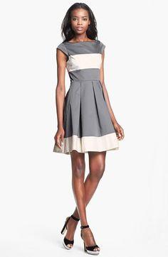 kate spade new york 'adette' full skirt dress