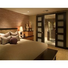 Huxford Bayside - asian - bedroom - san diego - by James Patrick Walters found on Polyvore