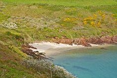 Castle Beach Bay, Pembrokeshire