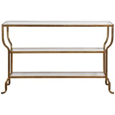 Uttermost Deline Console Table
