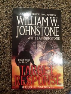 Target Response by William Johnstone and J. Johnstone (2010, Paperback) Book