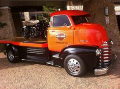 Chevrolet H-D Truck... I sure would love to have this truck