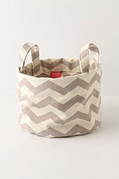 Maybe I could do something like this with all the basket liners I have...
