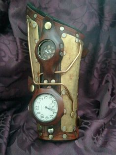 Chrononaut bracer.  Don't know what it is, but I want one.