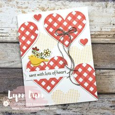 Love Cards, Thank You Cards, Pretty Cards, Valentine Day Cards, Valentines, St Patricks Day Cards, Fun Crafts, Paper Crafts, Heart Cards