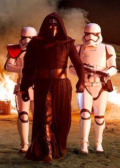 """I got Kylo Ren! Which """"Star Wars"""" Villain Are You? Omg!!!!!!!!"""