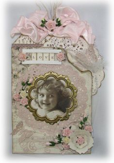 Design Challenge Entry.......page 37 Vintage tags