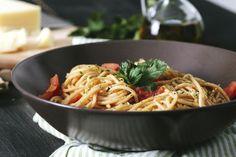 angel hair pasta recipe
