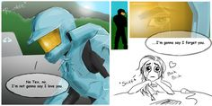Hate to say Goodbye by Pilgrimwanders on deviantART. This happend to all of us. Church:No Tex, no. I`m not going to say I love you. I going to say I forget you.I forget you. Ugly Cry, Red Vs Blue, Rooster Teeth, Team Fortress 2, Say I Love You, Weird And Wonderful, Funny Me, Best Shows Ever, Rwby