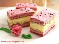 Ružové rezy - recepty