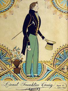 Regency Era Gentleman