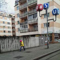 #vienna #streetphotography #street #austria #urban #architexture #yellow #lines #design #vscocam #travel #instadaily #photooftheday #snapshot #cityscape by zartesbitter