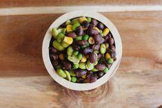 10 Minute Black Bean Salad - Two City Vegans