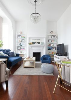 'Traditional With a Twist' Style in San Francisco (via Bloglovin.com )