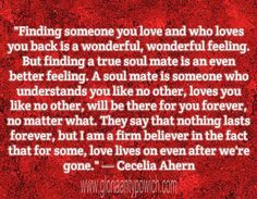 """""""Finding someone you love and who loves you back is a wonderful, wonderful feeling. Find Someone, Family Quotes, Feel Good, Love You, Romance, Feelings, Romance Film, Te Amo, Romances"""