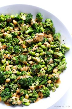 Asian Broccoli Salad from @gimmesomeoven