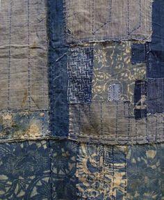 Sri Threads, boro textile    http://www.facebook.com/SriThreads