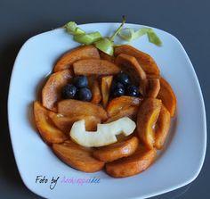 Halloween last-minute: giochiamo con la frutta