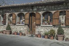Italy / Sarteano - photograph by I. M. Ganescu