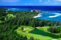 Turtle Bay Hotel, Hawaii