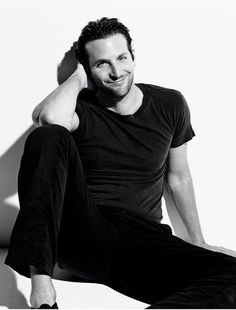 Wait, what's that? Why yes Bradley Cooper, I will marry you.