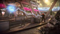 ArtStation - Killzone Mercenary - M03, Matthew Birkett-Smith