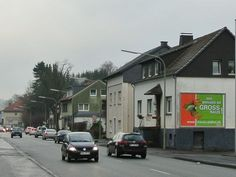 Plakatwerbung ist flächendeckend einsetzbar, wie zum Beispiel in Müschede, einem Stadtteil der Stadt Arnsberg...
