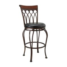 Have to have it. Boraam Vin Metal 29 in. Swivel Bar Stool - $149.99 @hayneedle