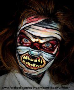 Mumie Artist und Model: Belinda Wurmitzer