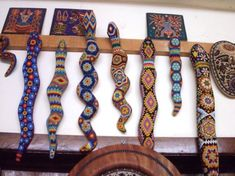 Huichol Art - The Huichol Center for Cultural Survival and the Traditional Arts-