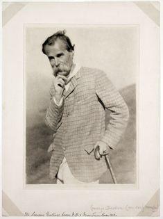 Alvin Langdon Coburn. 'George Davison' 1918