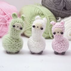 crochet llama pattern cute amigurumi plush pattern by mohustore